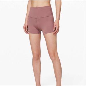 "Align shorts 4"""
